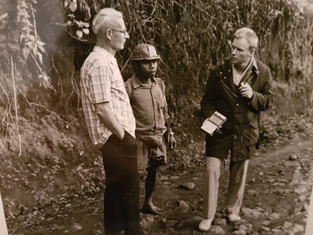 Fr Erwin Scmutz SVD in Indonesia 450