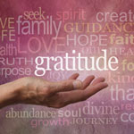 Gratitude Fr Joseph Lent reflection 150