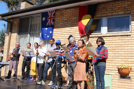 Multicultural Sunday Marsfield 2019