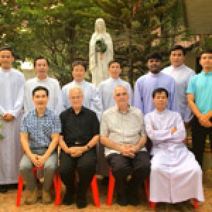 Thai District gives thanks for 20 years of mission