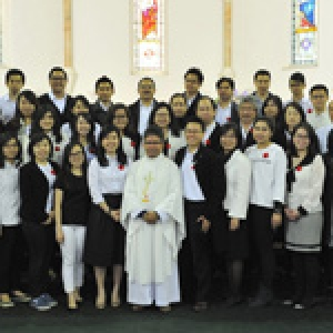Chaplaincy fosters strong partnership with Melbourne's Indonesian Catholic community