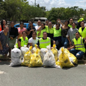 Young parishioners embrace Laudato Si' with Clean-up Australia challenge